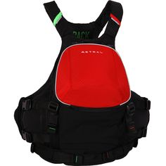 Fits incredible well, while being a lightweight life vest #ASTRAL #kayaking #PFD #Seawolf