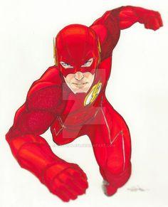 The Flash- FOR SALE by Dingodile24.deviantart.com on @DeviantArt