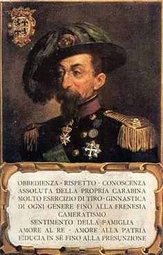 Alessandro Ferrero della Marmora (1799 - 1855), con le insegne del Sovrano Militare Ordine di Malta