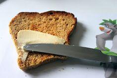 MogelMami: Super fluffiges Toastbrot mit Süßkartoffel