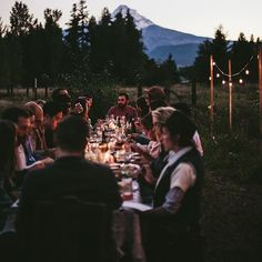 Portland Secret Suppers |  Photo credit to @evakosmasflores | #chasingthelight
