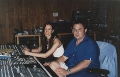 Take a peek into some great memories from Alanis' Scrapbook:  Mixing Under Rug Swept