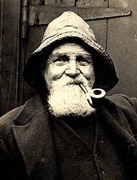 Old Photos, Vintage Photos, Vintage Art, Caroline Reboux, Old Fisherman, George Mackay, Sea Captain, Captain Ahab, Interesting Faces