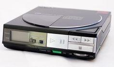 Pack Rat: first Sony Discman