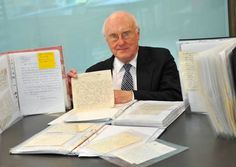A special collection of letters relating to Captain Arthur Humfrey Mason of Necton Hall who died during the WW1 is now in the safe hands of County Archivist Dr John Alban at the Norfolk Archive Centre.