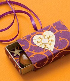 Matchbox Locket, A Cool Idea!
