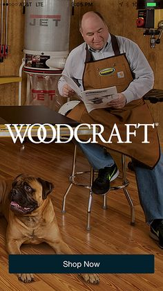 Woodcraft unveils new streamlined mobile app