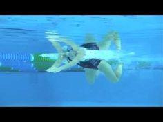 Brooke Hanson - Slow Motion Breast Stroke - YouTube