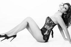 Be BOLD | Boudoir Photography at Alise Black Photographic Studios #aliseblack #boudoir