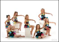 Such cute little ones from Heart n Soul Dance of Spanish Fork.