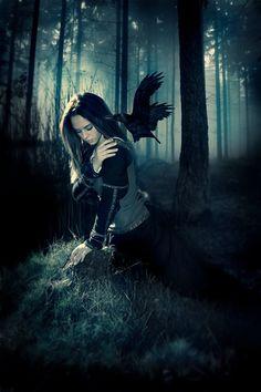 Especially Angels delight erotic fantasy photography Mary