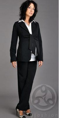 9Fashion Maternity Suit Trousers