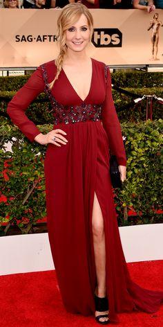 2016 SAG Awards Red Carpet Arrivals - Joanne Froggatt  - from InStyle.com