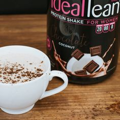 Skip the Starbucks line! Your new FAVORITE fall drink is here...☕️ this protein Chocolate Coconut Latte is perfect for your morning coffee fix  And just 3 easy ingredients! For more delicious protein drinks, check out our 101 Protein Recipes Cookbook! https://idealfit.com/101-protein-recipes-ebook/  Chocolate Coconut Latte 8 oz freshly brewed coffee 1 scoop Chocolate Coconut IdealLean Protein ½ cup unsweetened coconut milk   Heat coconut milk over stovetop or using microwave. Remove when…