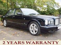 Approved Used Bentley Arnage for Sale in UK | RAC Cars Used Bentley, Bentley Arnage, Wood Detail, Leather Cover, Over The Years, Automobile, Cars, Car, Autos