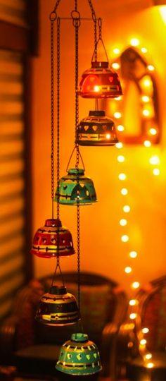 Metalic tea light holder from Ui
