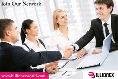 Join Our Network - #business  #BillionexWorld #BillionaireVenturesLimited