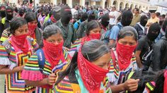 On December 21, which marks the turning of the Maya calendar, thousands of Maya followers of the Zapatista Army of National Liberation (EZLN) marched in silence in Mexico's southern state of Chiapas.    Read more: http://www.digitaljournal.com/article/339606