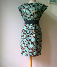 Elegáns ruha választott anyagból, novekdm, meska.hu #floral #dress Summer Dresses, Formal Dresses, Ale, Fashion, Moda, Summer Sundresses, Formal Gowns, La Mode, Ale Beer