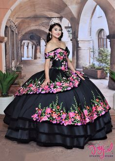 Quinceanera dresses, decorations, tiaras, favors, and supplies for your quinceanera! Many quinceanera dresses to choose from! Quinceanera packages and many accessories available! Mariachi Quinceanera Dress, Mexican Quinceanera Dresses, Quinceanera Themes, Xv Dresses, Fashion Dresses, Formal Dresses, Quince Dresses Mexican, Charro Dresses, Vestido Charro