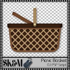Picnic Basket CU Script [SKM_S] - $1.31 : Whisprd Designz, Where dreams do come true