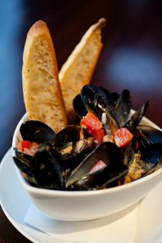 Haven Gastropub's Arrogant Mussels