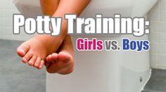 Potty Training: Girls vs. Boys http://orlando.citymomsblog.com/potty-training-girls-vs-boys/