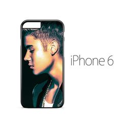 Justin Bieber Side Photo iPhone 6 Case
