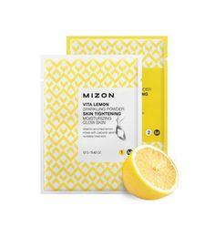 Mizon Vita Lemon Sparkling Powder – Peach & Lily