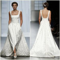 Rosa clará Barcelona bridal fashion week 201622