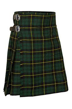 Allsafe Traders Men's 5 Yard Scottish Tartan Kilt, Highland Wedding Kilt Allsafe Traders Scottish Thistle, Scottish Tartans, Kilts For Sale, Modern Kilts, Scottish Clothing, Man Skirt, Tartan Kilt, Highland Games, Saint Patricks