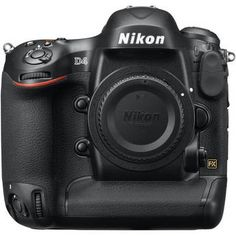 """Nikon D4  Nikon calls their D4 Digital SLR Camera a """"total professional imaging machine"""". They would be correct in doing so. Designed for the working photographer, the D4 meets the most-demanding photog's needs and then some. Packed with features essential to getting the job done, and getting it done well this rig is more than a digital camera, it's a shooter's bread and butter."""