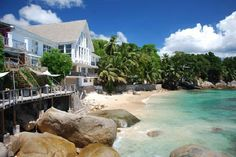 Seychelles, Mansions, House Styles, Google, Water, Outdoor, Home Decor, Gripe Water, Outdoors