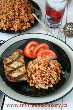 Wild Rice And Quinoa Lazy Cabbage Rolls | My Friend's Bakery