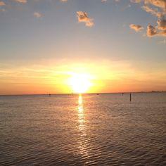 Sunset-Little Harbor-Ruskin, Florida Gorgeous