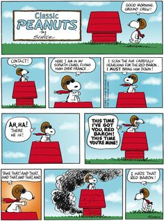Peanuts by Charles Schulz | January 06, 2013