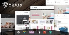 VG Vonia – Minimalist, Clean WooCommerce Theme VG Vonia is a minimalist and clean WooCommerce Theme with 4 Unique Layouts, 3 Presets Color and suitable with online furniture store, handmade s...
