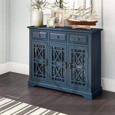 """Breakwater Bay Winston 42.3"""" Wide 3 Drawer Sideboard & Reviews 