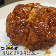The Classic Monkey Bread! #biscuits Love Immaculate Baking Co. products!