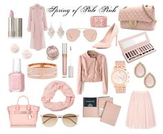 How to Wear Pale Pink this Spring