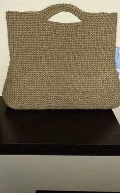 Crocheted purse Crochet Purses, Crochet Bags, Crochet Clutch Bags