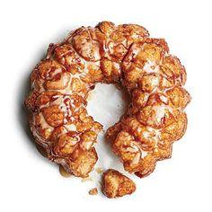 Lightened-Up Monkey Bread— Under 300 Calories Per Serving   Cookinglight.com
