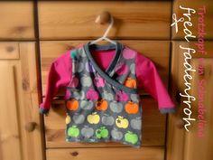 """Freebook Shirt Pullover für Baby & Kind """"Trotzkopf"""" von Schnabelina"""