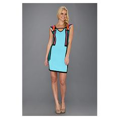 Nanette Lepore Tight Rope Dress featured on Glance by Zappos