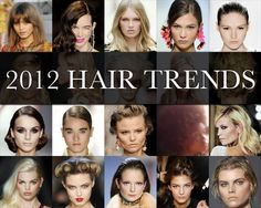 2012 Hair Trends  I wonder if shaved is one of them...