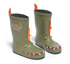 The best rain boots in the history of rain boots.