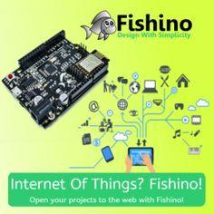FISHINO: Arduino becomes wireless - Open Electronics Google Glass, Diy Electronics, Electronics Projects, Aquaponics System, Hydroponics, Smartwatch, Drones, Microsoft, Computer Jokes