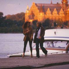 Frida and Björn