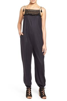 Pin for Later: The Stylish Summer Staple That Feels Like PJs  Madewell Mirasol Fringe Jumpsuit ($148)