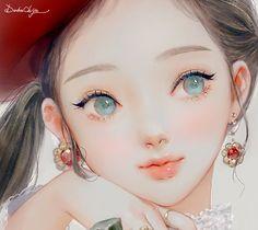 Woah anime girl so cute Anime Art Girl, Manga Art, Manga Anime, Character Illustration, Illustration Art, Digital Art Girl, Beautiful Anime Girl, Character Design Inspiration, Aesthetic Anime